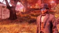 《辐射76》特殊服装获取6.Civil War Era Suit & Civil War Era Top