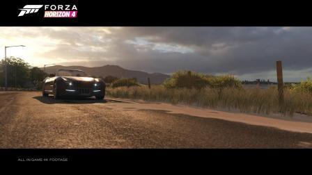 《极限竞速:地平线4》与《最终幻想15》联动Regalia Models