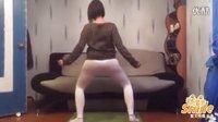 【笑不能停】妹子的舞蹈会飞翔 03