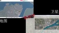《飙酷车神2》地图与美国比例