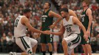 【布鲁】NBA2K17生涯模式:名人堂控卫的成长之路(一)我的大学首秀!