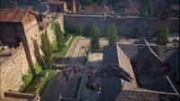 【游侠网】《刺客信条:英灵殿》「围攻巴黎」资料片地图有多大?