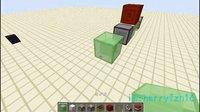 ※我的世界石榴16※小绿萌教程之双向推动装置