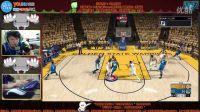 NBA2K17-西决抢七!湖人vs勇士-生涯模式36