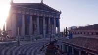 【游侠网】《刺客信条:奥德赛》古希腊场景与现实视频对比