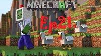 【扁桃】我的世界_Minecraft_极限21原版自动酿造机(单行)_MC