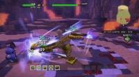 《勇者斗恶龙 建造者2》BOSS战合集2.金银岛 决战美杜莎球