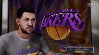 布鲁【NBA2K16】MC生涯模式 和科比空接准两双!小电影维克堕落(五)