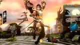 萌妹子玩游戏第10期射雕ZERO 射雕一出谁与争锋