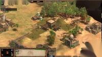 《帝国时代2决定版》萨拉丁困难战役4.兵临圣城