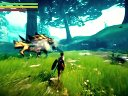 加拿大山寨怪物猎人《Canto》游戏预告