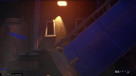 《王国之心3》全流程通关视频23.怪兽世界:第三章-最终Boss