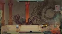 《古剑奇谭三》困难模式3分钟击败龙宫章鱼