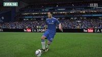 【游侠网】FIFA 16 vs. FIFA 17画面对比