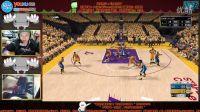 NBA2K17-尼玛!被勇士打爆了!-生涯模式34