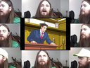 逆转裁判 Smooth McGroove  全程人声合成Cornered Acapella