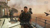 《使命召唤12:黑色行动3》剧情战役 全流程实况解说09 COD12
