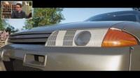 《极限竞速:地平线4》游戏实机试玩视频