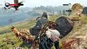 《巫师3:狂猎》PS4 偷跑视频