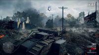 坦克新兵的浴血之战!扮演信鸽飞越战场!《战地1》最高难度流程解说03