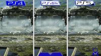 【游侠网】《战神4》PS4 VS PS5 对比视频