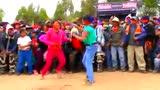 真打不是假打 秘鲁的传统女人打架节