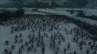 【游侠网】《全战:战锤2》玩家游戏还原《权游》临冬城之战