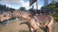 【峻晨解说】新物种-巨犀!实力测评驯养指南,可做平台,装上加特林,瞬间移动小炮台