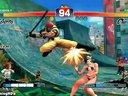 【游侠视频】《终极街头霸王4》试玩视频 春丽VS罗兰多