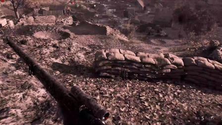 《战地5》单人战役全流程-实况解说第3.5期