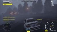 《极品飞车Online》宝马M3-GTR云雾山道3分08秒