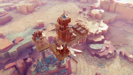 《空中王国(Airborne Kingdom )》公布预告