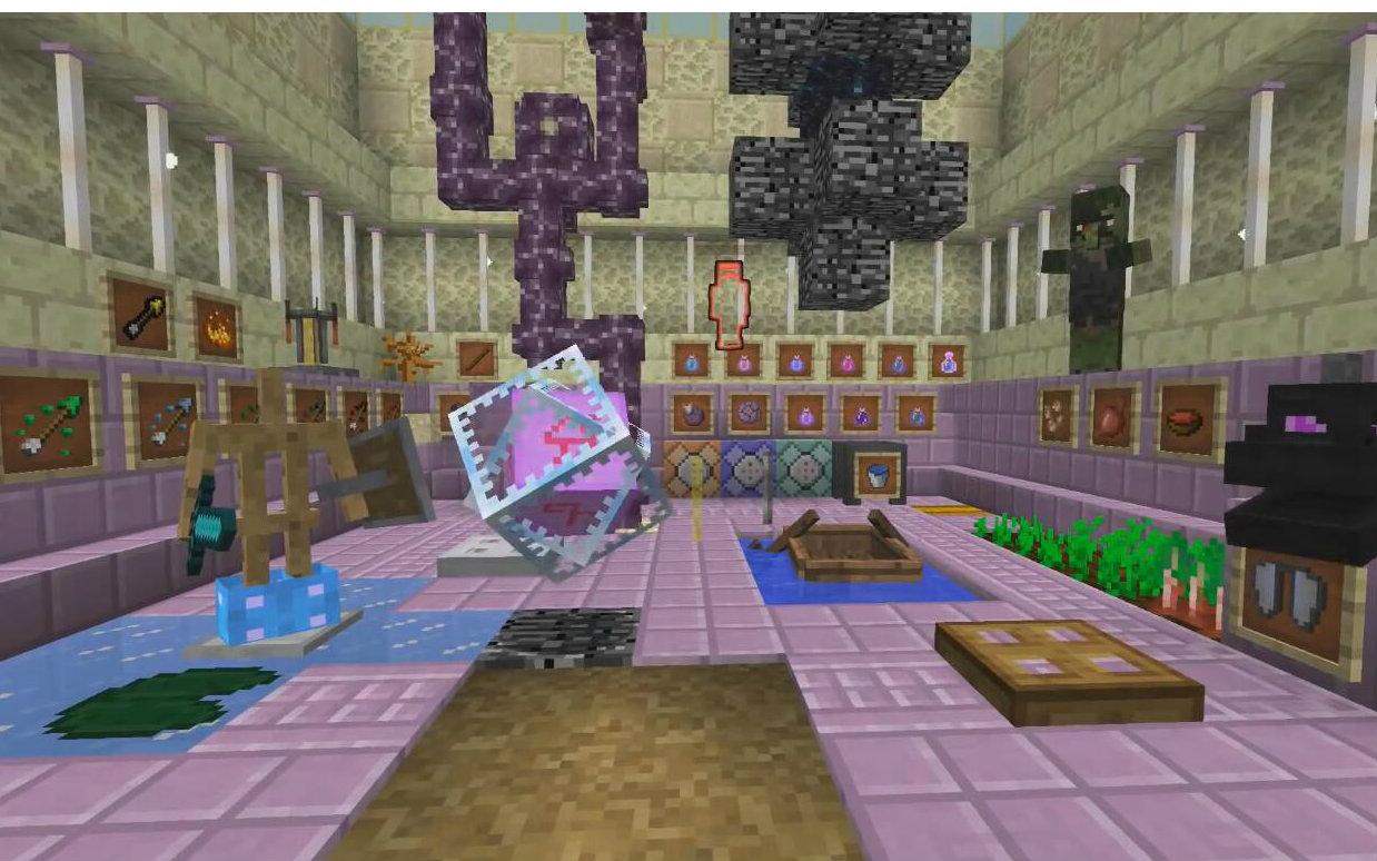 【Minecraft】1.9  新特性之歌  一首歌带你看完1.9的完整更新