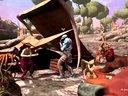 《奇诺冲突2(ZenoClash2)》怪异世界风格演示(XBLA,PSN)