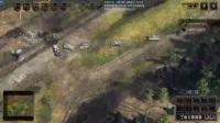 《突袭4》德军战役惨烈实况5.库尔斯克会战