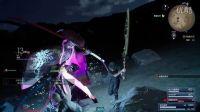 FF15  最终幻想15   讨伐 110级  剑妖