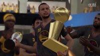 【NBA2K15】王朝模式 库里总决赛绝杀勇士队夺冠!