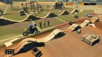 《特技摩托:崛起》挑战训练营A+2.倾斜