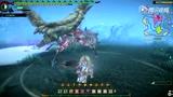 《怪物猎人OL》大名盾蟹实际狩猎视频
