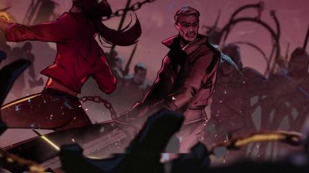 《神之扳机》剧情战役通关流程-序章:天使与恶魔