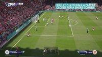 FIFA 16操作技巧-角球操作技巧