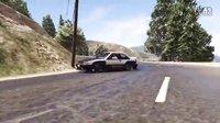 GTA5 AE86 卡林福多 山道漂移