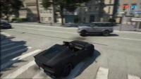 【游侠网】《GTA5》法国海岸MOD演示