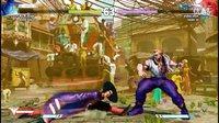 《街霸5》- Xian (Fang) vs Yukadon (Nash)