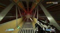 【混沌王】《DOOM毁灭战士4》正式版hard难度实况流程解说(第十四期 BOSS机械巨魔)