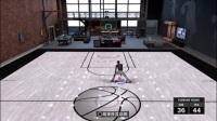 《NBA2K18》跨步拜佛运球技巧视频