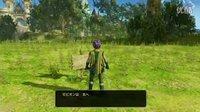 《勇者斗恶龙 英雄2》战斗演示 录像