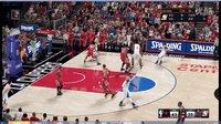 NBA2K16pc版火箭VS快船(易建联版)