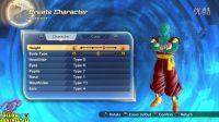 Dragon Ball Xenoverse 2 超宇宙2 各种族捏人