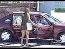 『超级整蛊』52-漂亮妹子恶搞司机
